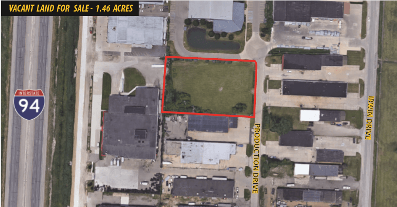 Harrison TWP Michigan Medical Facilities Licensing Act Approved Property