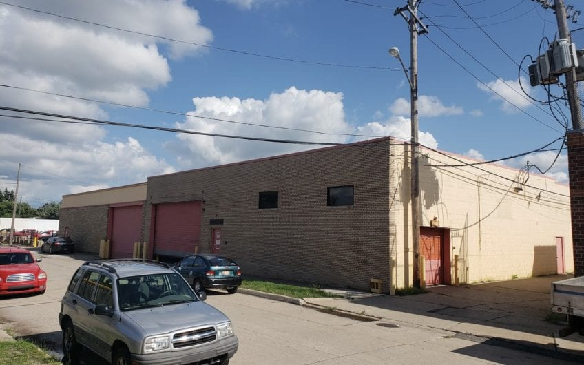 7280 SF Warehouse or Manufacturing Heavy industrial