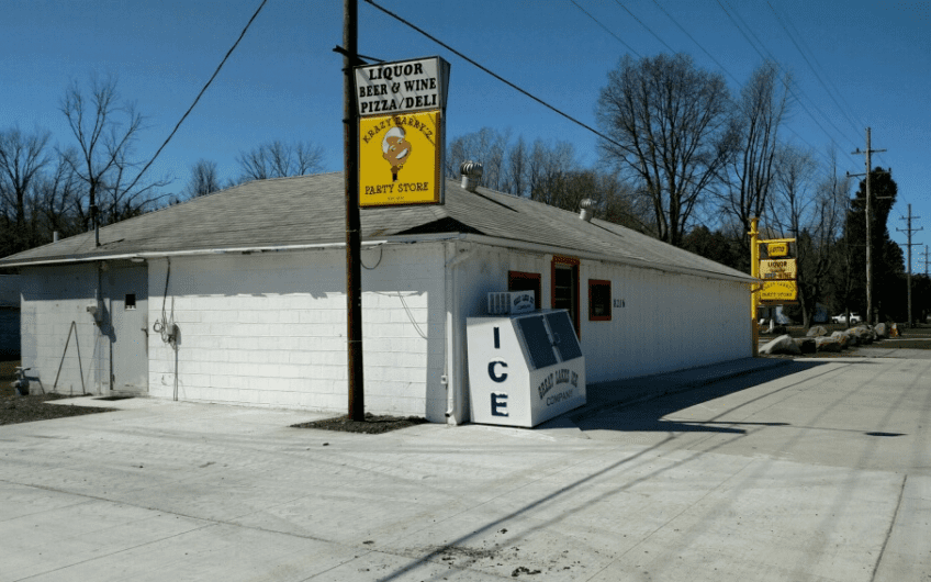 Operating Party Store and House For Sale, Liquor License Included