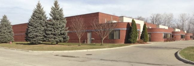 3,523 Sf industrial Condo Shelby Township Lease/Possible Sale