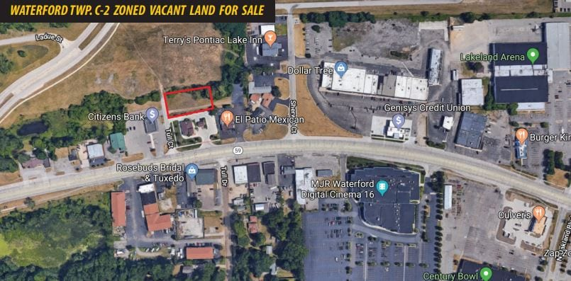 Vacant Commercial Land For Sale in Waterford