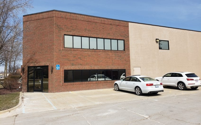 42288 Yearego Dr Sterling Heights 5,088 SF of Industrial for lease