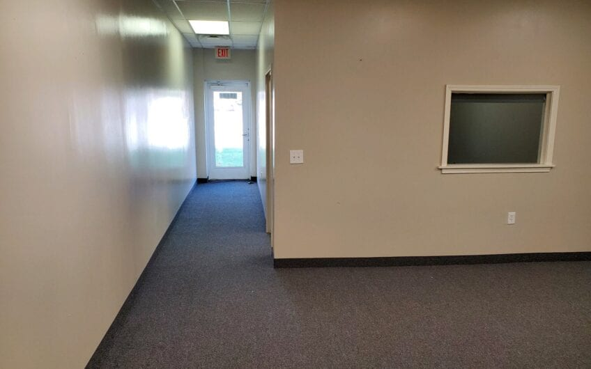 Shores CLEAN 1200 SF office/retail for sale or lease